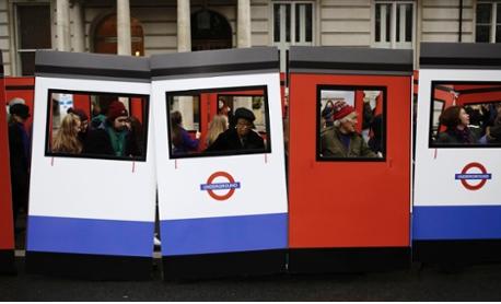 metro in delen