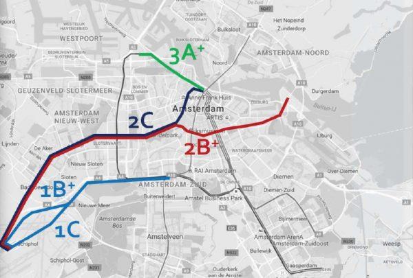a9 tunnel amstelveen